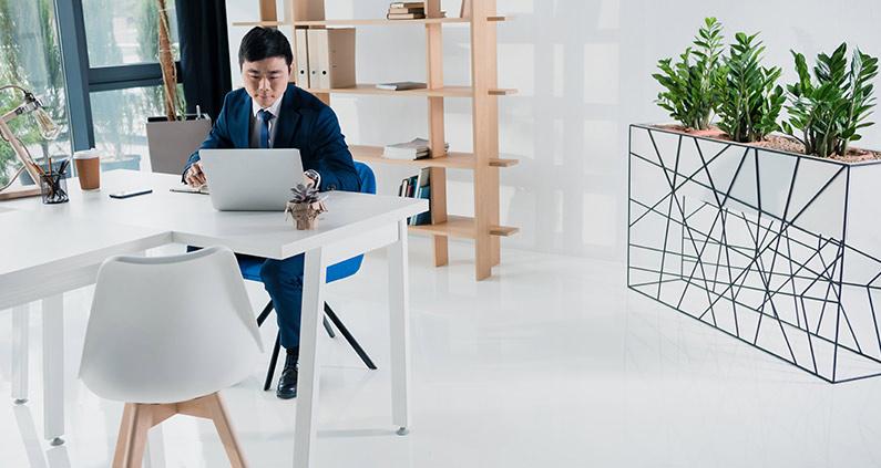 Future of office design