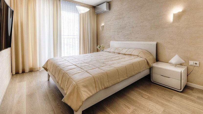Marmorino Classico - Bedroom, Dublin 8