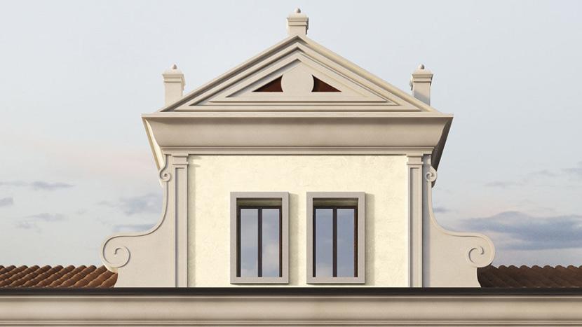 Marmorino - Building
