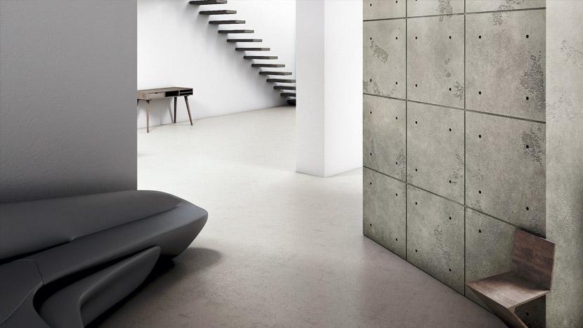 Concret Art - Lobby