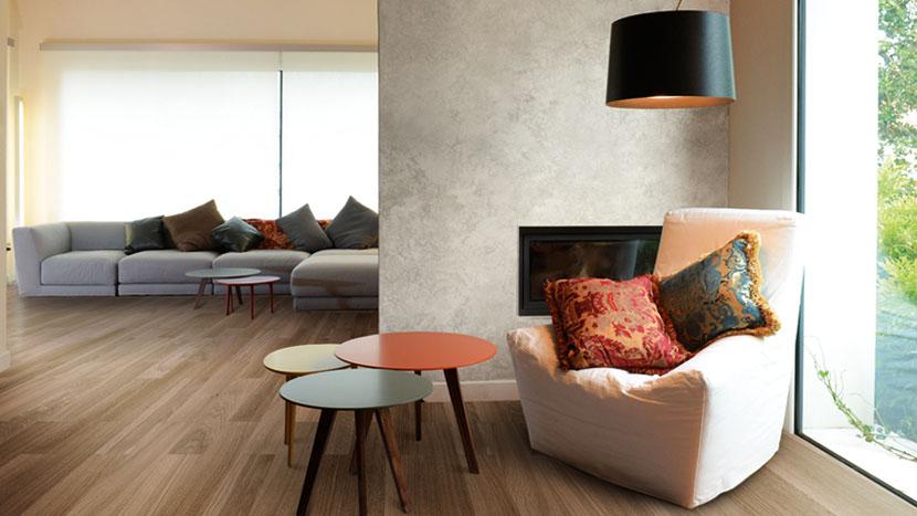 Marco Polo, Living Room Wall