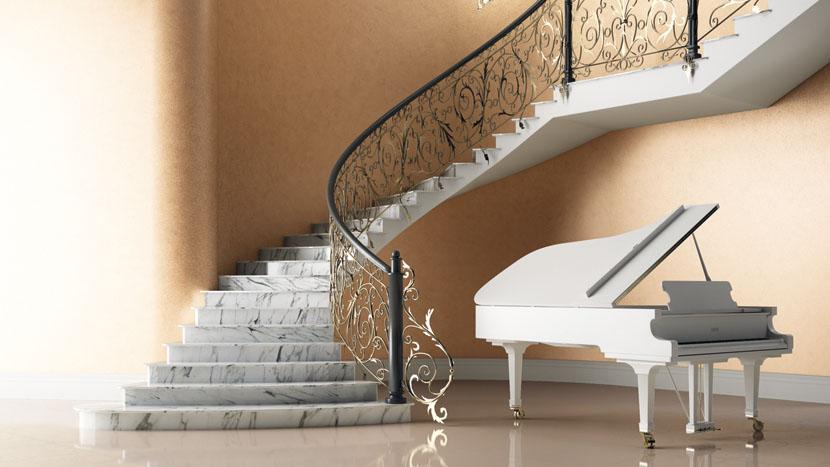 Perlaceo, Entrance Hallway