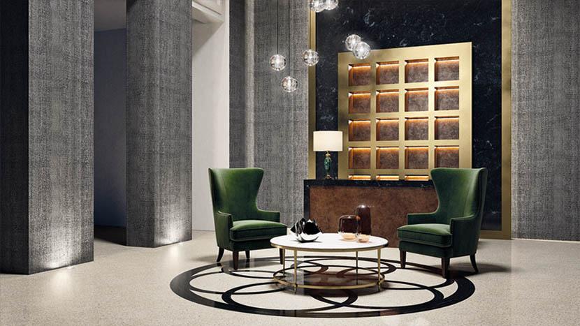 Roxidan - Hotel Lobby